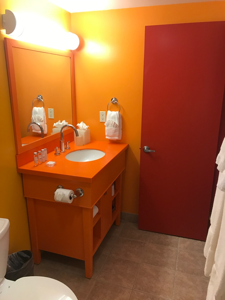 Saguaro Hotel Bathroom